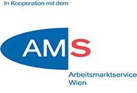 Logo AMS Wien