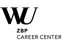 Logo WU ZBP Career Center