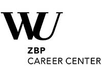 Logo WU ZBP Career Center